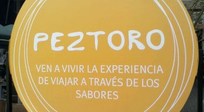 Photo of Mediterranean Restaurant Peztoro at José Victorino Lastarria 70, Santiago, Chile
