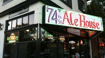 Photo of Pub 74th Street Ale House at 7401 Greenwood Ave N, Seattle, WA 98103, United States