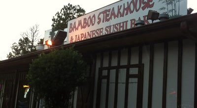 Photo of Japanese Restaurant Bamboo Steakhouse and Sushi at 650 Cody Rd., Mobile, AL 36608, United States