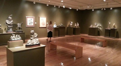 Photo of Art Museum Gilcrease Museum at 1400 N Gilcrease Museum Rd, Tulsa, OK 74127, United States