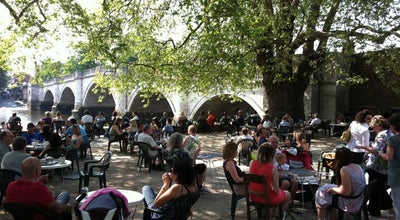 Photo of Cafe Tide Tables at 2 The Arches, Richmond upon Thames TW9 1TH, United Kingdom