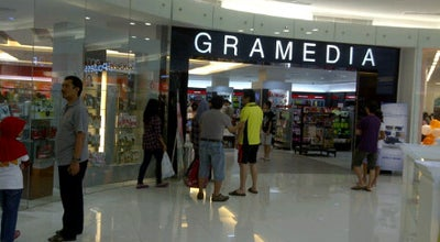 Photo of Bookstore Gramedia Ciputra World at Surabaya, Indonesia