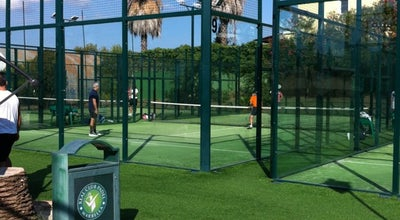 Photo of Tennis Court Real Club Padel Marbella at Marbella, Spain