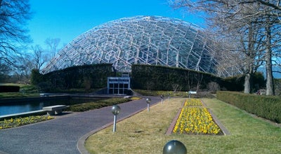 Photo of Botanical Garden Missouri Botanical Garden at 4344 Shaw Blvd, Saint Louis, MO 63110, United States