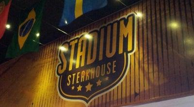 Photo of Steakhouse Stadium Steakhouse at Av. Das Américas, 10700, Rio de Janeiro 22790-972, Brazil