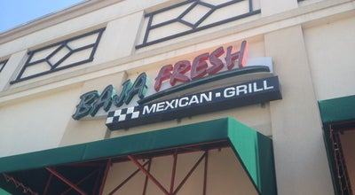 Photo of Mexican Restaurant Baja Fresh at 8515 Fenton St, Silver Spring, MD 20910, United States