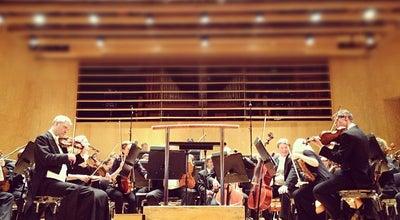 Photo of Concert Hall Konserthuset at Götaplatsen, Göteborg 412 56, Sweden
