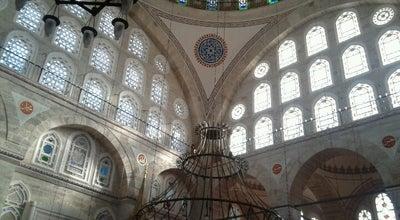 Photo of Mosque Mihrimah Sultan Camii at Sultantepe Mah. Paşalimanı Cad., Üsküdar, Turkey