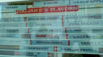 Photo of Ice Cream Shop Rita's at 513 Main St, East Orange, NJ 07018, United States