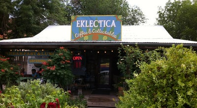 Photo of Cafe Eklecticafe at 253 N Main St, Moab, UT 84532, United States