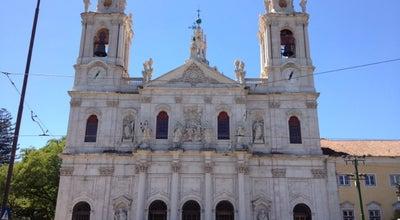Photo of Church Basílica da Estrela at Pç Da Estrela, Lisbon 1200-667, Portugal