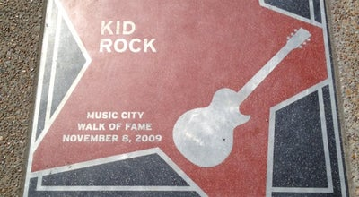 Photo of Park Music City Walk of Fame Park at 121 4th Ave S, Nashville, TN 37201, United States