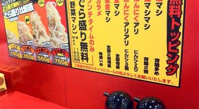 Photo of Ramen / Noodle House 継承あっ晴れ 津島店 at 寺前町1丁目18, 津島市, Japan