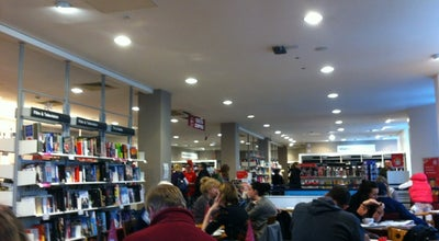 Photo of Bookstore Waterstones at Roman Gate, 252 High Street, Exeter EX4 3PZ, United Kingdom