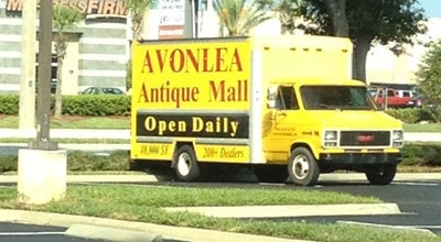 Photo of Antique Shop Avonlea Antiques & Design Gallery at 8101 Philips Hwy, Jacksonville, FL 32256, United States