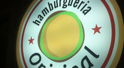 Photo of Burger Joint Hamburgueria Original at Itamaracá Mall, Valinhos 13278-000, Brazil