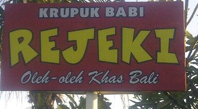 Photo of BBQ Joint Rejeki Kripik Babi at Tabanan, Indonesia