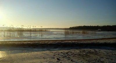 Photo of Beach Klobbenin uimaranta at Soukanlahdentie 12, Espoo, Finland