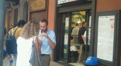 Photo of Pizza Place Pizzeria Due Torri at Strada Maggiore 3, Bologna 40125, Italy