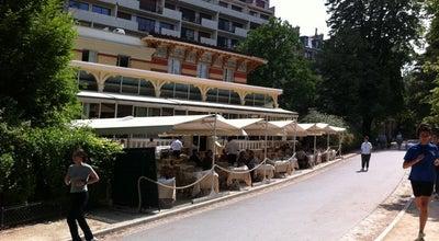 Photo of French Restaurant Le Pavillon Montsouris at 20 Rue Gazan, Paris 75014, France