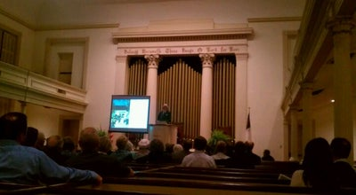 Photo of Church Trinity United Methodist Church at 225 W President St, Savannah, GA 31401, United States