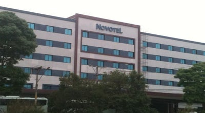 Photo of Hotel Novotel São Paulo Center Norte at Av. Zaki Narchi, 500, São Paulo 02029-000, Brazil