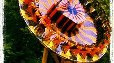 Photo of Theme Park Аттракционы в Сокольниках at Пкио «сокольники», Москва, Russia