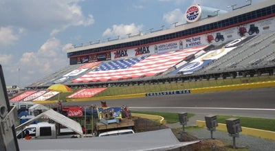 Photo of Racetrack Charlotte Motor Speedway at 5555 Concord Pkwy S, Concord, NC 28027, United States
