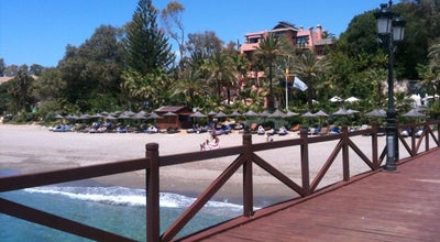 Photo of Beach Beach Club Marbella at Spain
