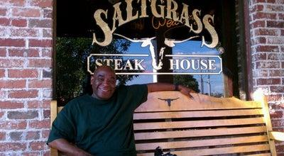 Photo of Steakhouse Saltgrass Steak House at 11745 I-10 W, San Antonio, TX 78230, United States