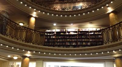 Photo of Bookstore El Ateneo at Florida 340, Buenos Aires, Argentina