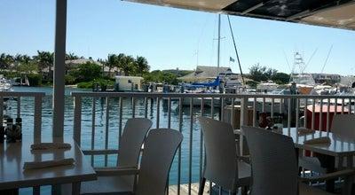 Photo of American Restaurant The Nauti Dawg Marina Cafe at 2841 Marina Cir, Lighthouse Point, FL 33064, United States