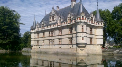 Photo of Castle Château d'Azay-le-Rideau at 22 Rue Balzac, Azay-le-Rideau 37190, France