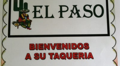 Photo of Mexican Restaurant Taqueria El Paso at 2693 Highway 105 #7693, Boone, NC 28607, United States