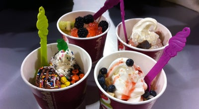 Photo of Restaurant Menchie's Frozen Yogurt at 2315 Cambie St, Vancouver, BC V5Z 2T9, Canada