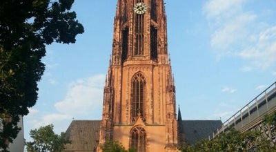 Photo of Church Kaiserdom St. Bartholomäus at Domplatz 1, Frankfurt am Main 60311, Germany