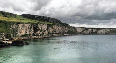 Photo of Bridge Carrick-a-Rede Rope Bridge at 119a Whitepark Rd, Ballintoy BT54 6LS, United Kingdom
