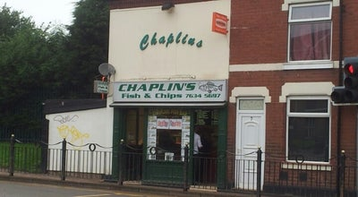 Photo of Fish and Chips Shop Chaplins Fish Bar at 9 Midland Rd, Nuneaton CV11 5DU, United Kingdom