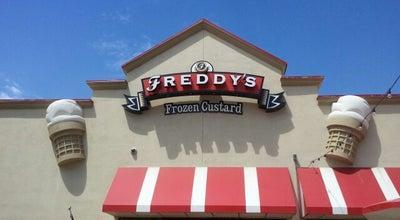 Photo of Burger Joint Freddy's Frozen Custard & Steakburgers at 2065 E Baseline Rd, Gilbert, AZ 85234, United States