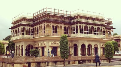 Photo of Historic Site City Palace at Opposite Hawa Mahal, Jaipur 302002, India