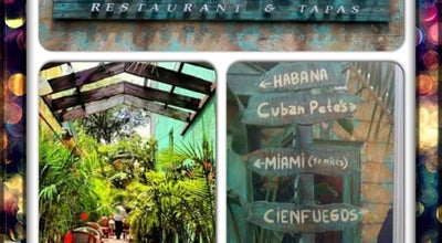 Photo of Cuban Restaurant Cuban Pete's at 428 Bloomfield Ave, Montclair, NJ 07042, United States