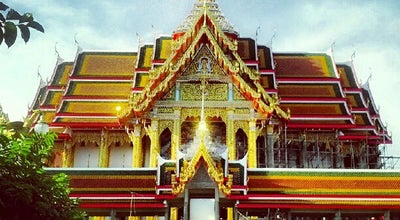 Photo of Buddhist Temple วัดบัวขวัญ (Wat Bua Kwan) at 1 Moo 9 Soi Ngam Wong Wan 23, Mueang Nonthaburi 11000, Thailand