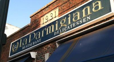 Photo of Italian Restaurant La Parmigiana at 48 Hampton Rd, Southampton, NY 11968, United States