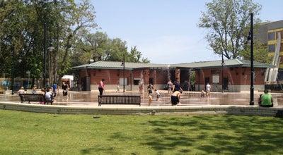 Photo of Water Park Bentonville Splash Pad at 1501 Se J St, Bentonville, AR 72712, United States