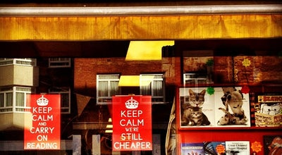 Photo of Bookstore The Book Warehouse at 120 Southampton Row, London, United Kingdom