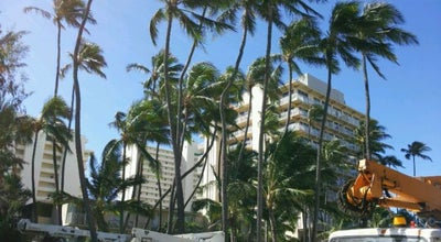 Photo of Hotel The New Otani Kaimana Beach Hotel at 2863 Kalakaua Ave., Honolulu, HI 96815, United States