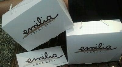 Photo of Ice Cream Shop Emilia Cremeria at Via Emilia Santo Stefano 21/a, Reggio Emilia, Italy