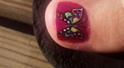 Photo of Nail Salon American Nail & Spa at 1341 Parkwood Ave, Asheville, NC 28806, United States