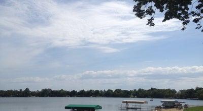 Photo of Lake Long Lake at Detroit Lakes, MN 56501, United States
