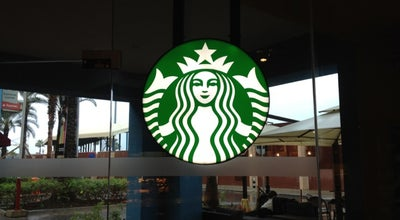 Photo of Coffee Shop Starbucks at Baden Powellweg 1,, Willemstad N/A, Curacao